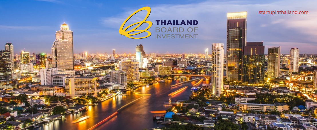 Board of Investment in Thailand | StartUp in Thailand