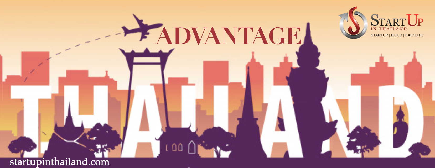 Thailand advantage cover photo with its heritage